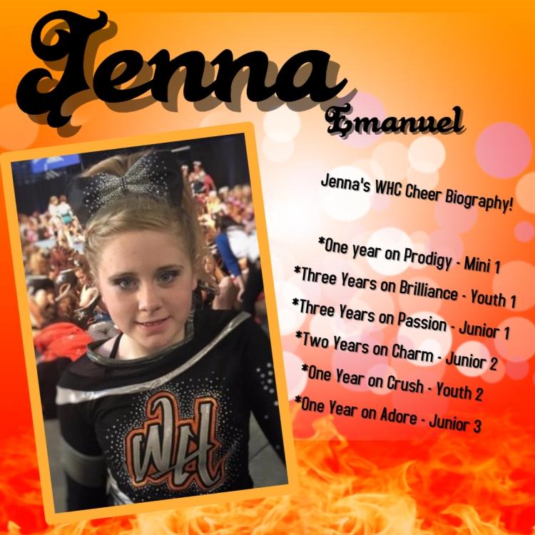 Jenna Profile