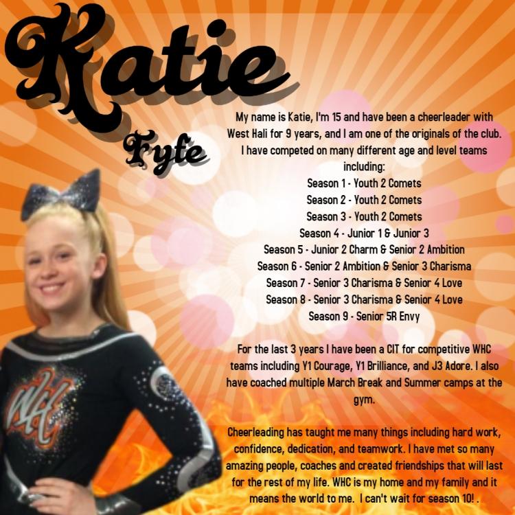 Katie Fyfe
