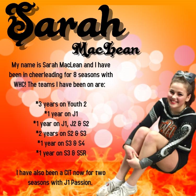 Sarah MacLean (1)