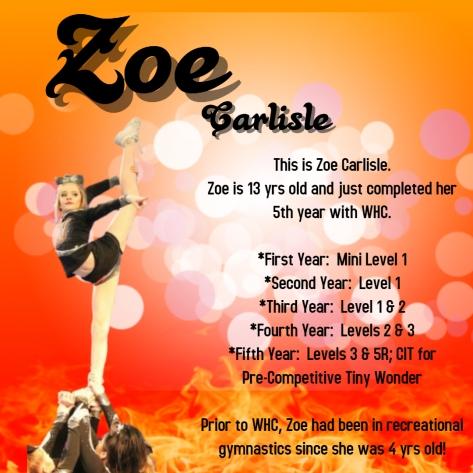 Zoe Profile (1)