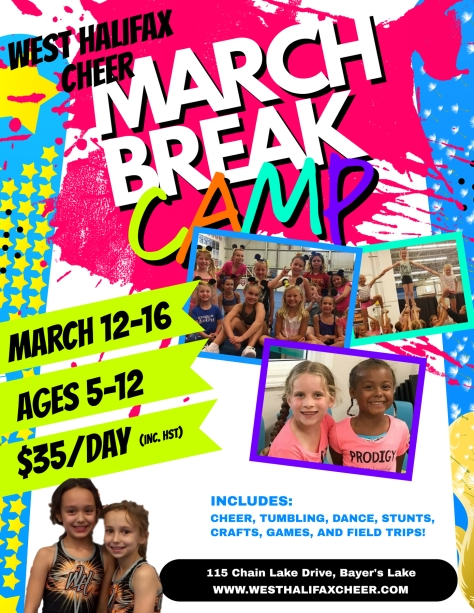 March break camp 2018 (1)