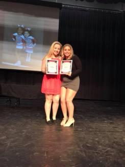 WHC Scholarship recipients