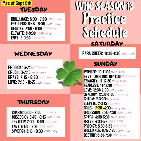 Copy of FALL SEASON 12 PRACTICE SCHEDULE - Made with PosterMyWall (4)
